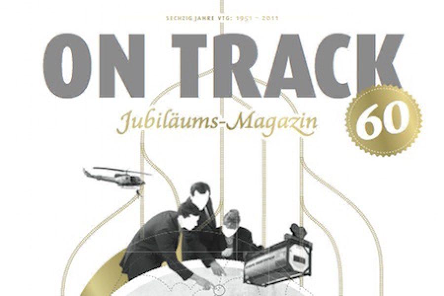 Jubiläumsmagazin ON TRACK 60 gelauncht