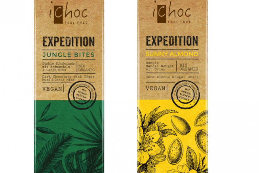 iChoc entfacht schokoladiges Dschungelfieber
