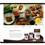 Nusweet Website by KASPER Kommunikation