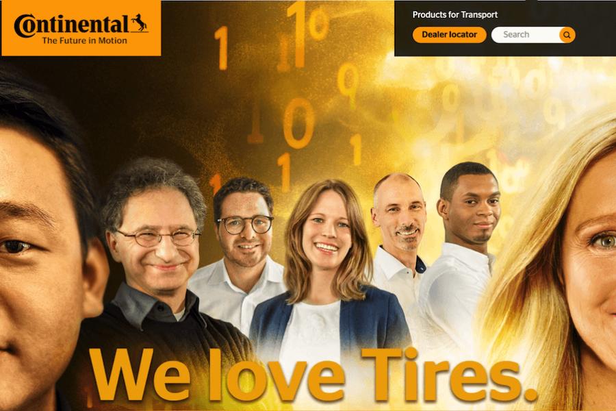 """We love Tires"""
